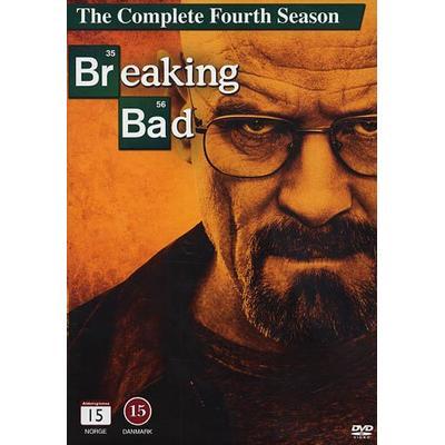 Breaking bad: Säsong 4 (4DVD) (DVD 2011)