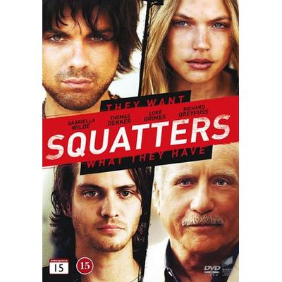 Squatters (DVD) (DVD 2013)