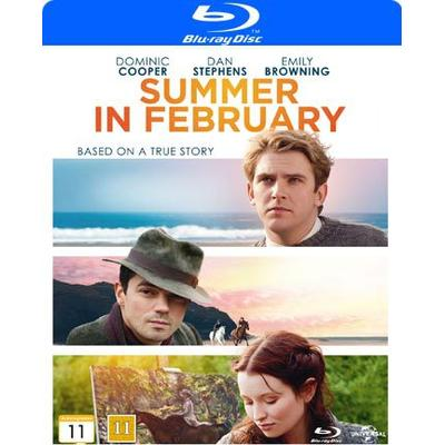 Summer in February (Blu-ray) (Blu-Ray 2013)