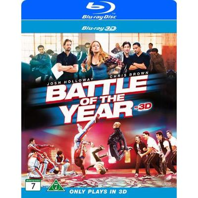 Battle of the year 3D (Blu-ray 3D) (3D Blu-Ray 2013)