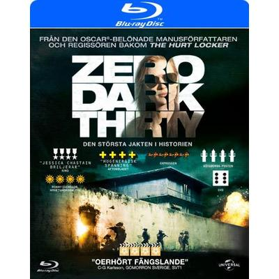 Zero Dark Thirty (Blu-ray) (Blu-Ray 2012)
