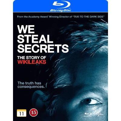 We steal secrets - The Story of Wikileaks (Blu-ray) (Blu-Ray 2013)