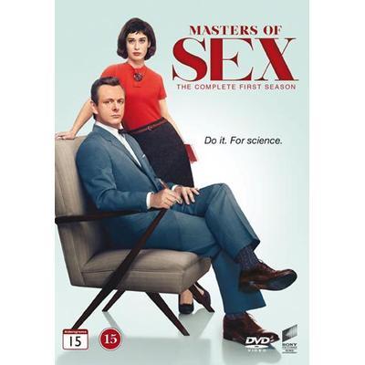 Masters of sex: Säsong 1 (4DVD) (DVD 2013)