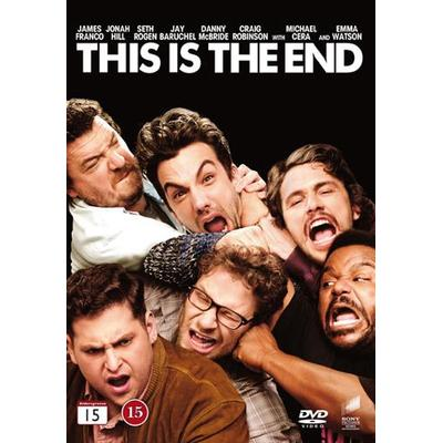 This is the end (DVD) (DVD 2013)