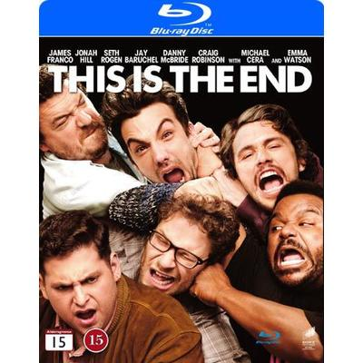 This is the end (Blu-ray) (Blu-Ray 2013)