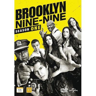 Brooklyn Nine-Nine: Säsong 1 (4DVD) (DVD 2014)