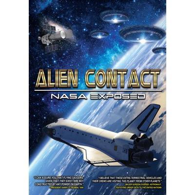 Alien Contact: Nasa Exposed (DVD) (DVD 2015)