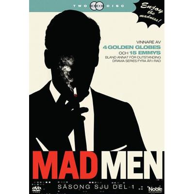 Mad Men: Säsong 7 vol 1 (1 av 2) (2DVD) (DVD 2014)