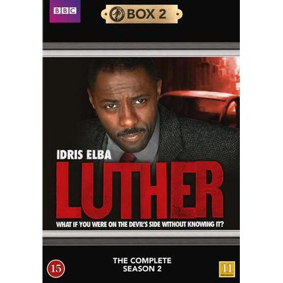 Luther: Box 2 (2DVD) (DVD 2011)