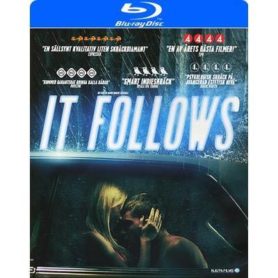 It follows (Blu-ray) (Blu-Ray 2014)