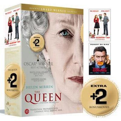 Queen + 2 Bonusfilmer: Box (3DVD) (DVD 2015)