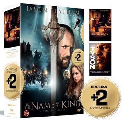 In the name of the king + 2 Bonusfilmer: Box (3DVD) (DVD 2015)