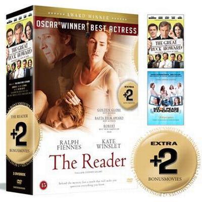 Reader + 2 Bonusfilmer: Box (3DVD) (DVD 2015)