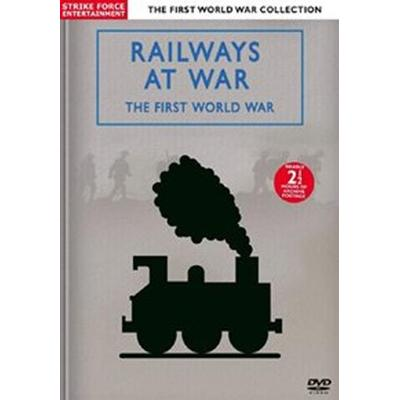 Railways At War: The First World War (DVD) (DVD 2013)