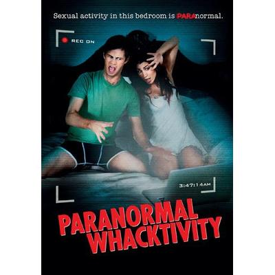 Paranormal Whacktivity (DVD) (DVD 2013)