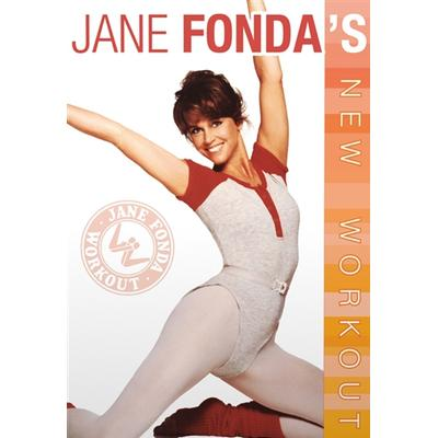 Fonda Jane: New Workout (DVD) (DVD 2015)