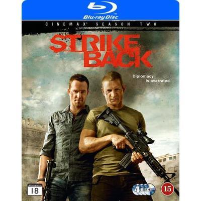 Strike back: Säsong 2 (4Blu-ray) (Blu-Ray 2013)