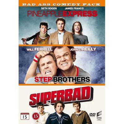 Bad ass comedy 3-pack vol 1 (3DVD) (DVD 2014)