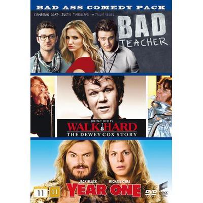 Bad ass comedy 3-pack vol 3 (3DVD) (DVD 2014)