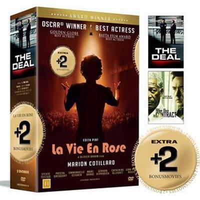 La vie en rose + 2 Bonusfilmer: Box (3DVD) (DVD 2015)