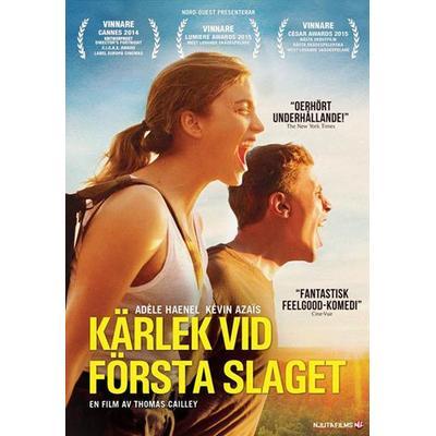 Kärlek vid första slaget (DVD) (DVD 2014)