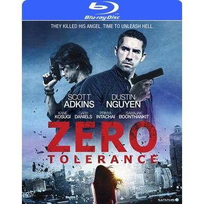 Zero tolerance (Blu-ray) (Blu-Ray 2015)