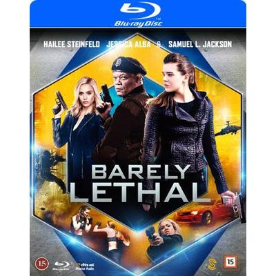 Barely lethal (Blu-ray) (Blu-Ray 2015)