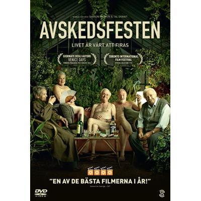 Avskedsfesten (DVD) (DVD 2014)