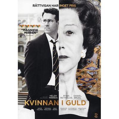 Kvinnan i guld (DVD) (DVD 2015)