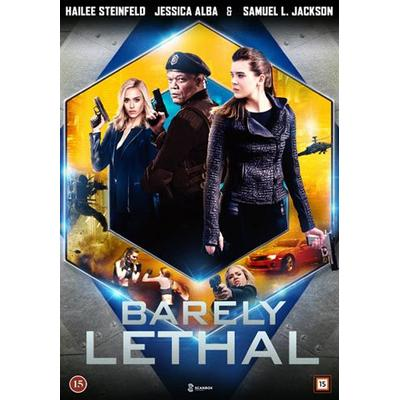 Barely lethal (DVD) (DVD 2015)
