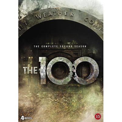 The 100: Säsong 2 (4DVD) (DVD 2014)