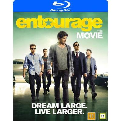Entourage - The movie (Blu-ray) (Blu-Ray 2015)
