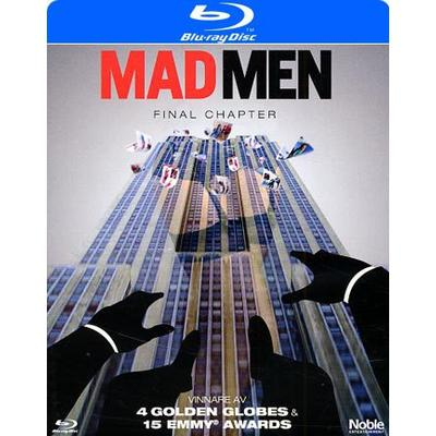 Mad Men: Säsong 7 vol 2 (2 av 2) (2Blu-ray) (Blu-Ray 2015)