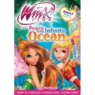 Winx Club: Säsong 5 vol 5 (DVD) (DVD 2015)