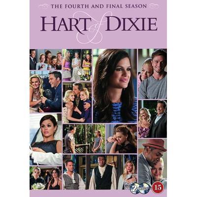 Hart of Dixie: Säsong 4 (2DVD) (DVD 2015)