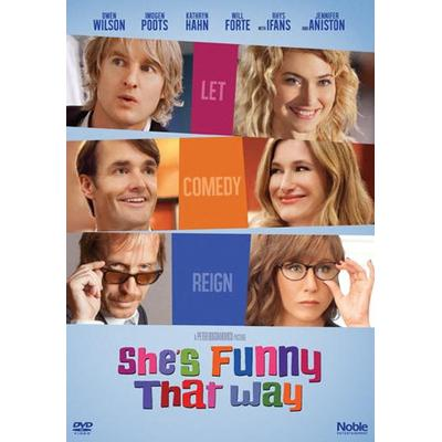 She's funny that way (DVD) (DVD 2015)