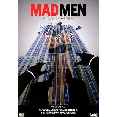 Mad Men: Säsong 7 vol 2 (2 av 2) (2DVD) (DVD 2015)