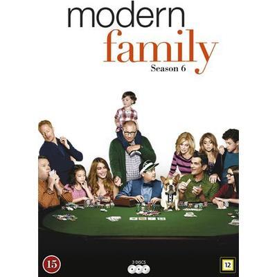 Modern family: Säsong 6 (3DVD) (DVD 2015)