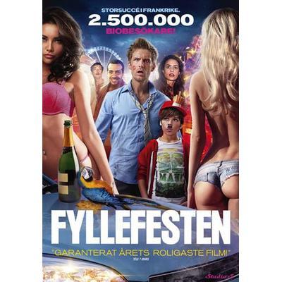 Fyllefesten (DVD) (DVD 2014)