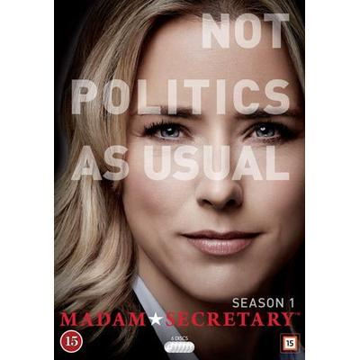 Madam Secretary: Säsong 1 (6DVD) (DVD 2015)