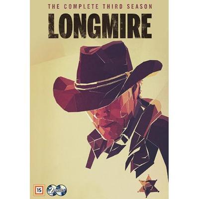 Longmire: Säsong 3 (2DVD) (DVD 2014)