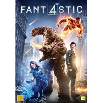 Fantastic Four - 2015 (DVD) (DVD 2015)