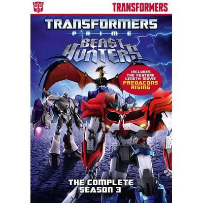 Transformers Prime: Säsong 3 (3DVD) (DVD 2013)