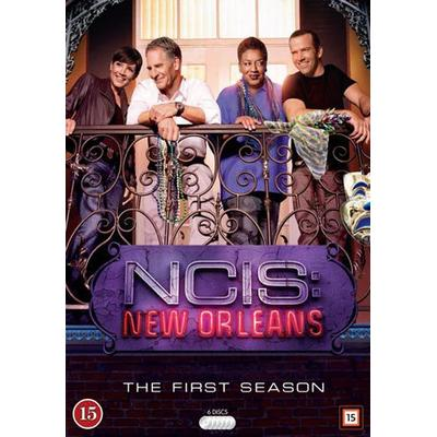 NCIS New Orleans: Säsong 1 (6DVD) (DVD 2015)