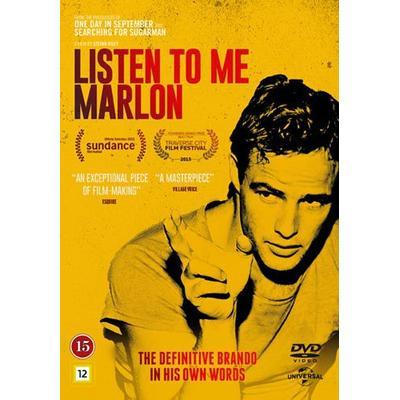 Listen to me Marlon (DVD) (DVD 2015)