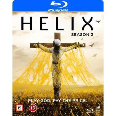 Helix: Säsong 2 (3Blu-ray) (Blu-Ray 2015)