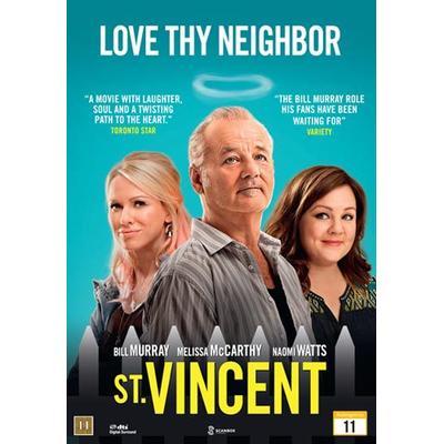 St Vincent (DVD) (DVD 2014)