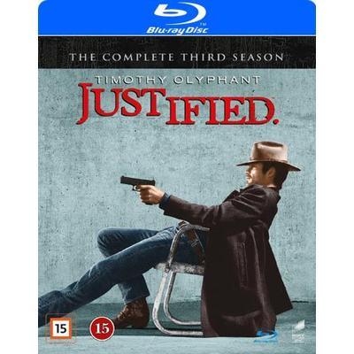 Justified: Säsong 3 (3Blu-ray) (Blu-Ray 2012)