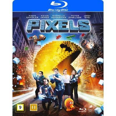 Pixels (Blu-ray) (Blu-Ray 2015)