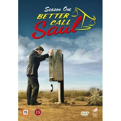 Better call Saul: Säsong 1 (3DVD) (DVD 2015)